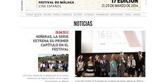 Comunicación, Noticia, Presentación, Festival de cine de Málaga, http://www.festivaldemalaga.com/index.php?seccion=noticias=ver_noticia=322