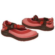 Chaco Loyalist Ecotread P/G Shoes (Rose/Red) - Kids' Shoes - 4.0 M