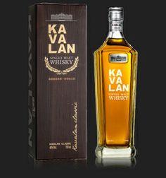 Kavalan Single Malt (Really rather good)