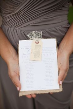 burlap and lace wedding - Google Search