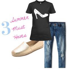 My top 3 summer must have items for my wardrobe