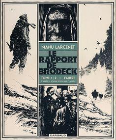Le rapport de Brodeck -1- L'autre | Une BD de Manu Larcenet  chez Dargaud