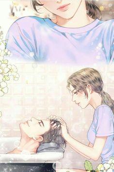 Cute Couple Drawings, Cute Couple Art, Anime Couples Drawings, Anime Couples Manga, Chica Anime Manga, Kawaii Anime, Anime Guys, Japon Illustration, Love Illustration