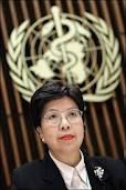 Educator, physician, and current director of the World Health Organization.... with a passion for stamping out disease... Margaret Chan