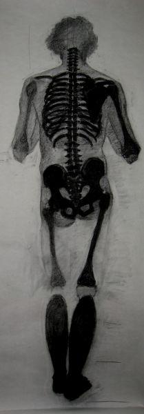 Figure anatomy - Personal Portfolio of Jakub Konvica