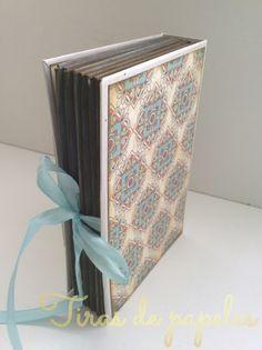 TUTORIAL: BOOK-BOX Decorative Boxes, Blog, Scrap, Home Decor, Book Boxes, Objects, Cards, Tat, Interior Design