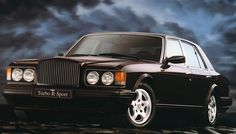 Bentley Turbo R Sport