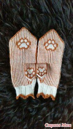 Дорогие рукодельницы! Гуляя по интернету нашла схемки для рукавичек и решила поделиться с вами.