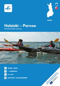Helsinki - Porvoo sea canoeing, 45-70 km | Outdoors Finland