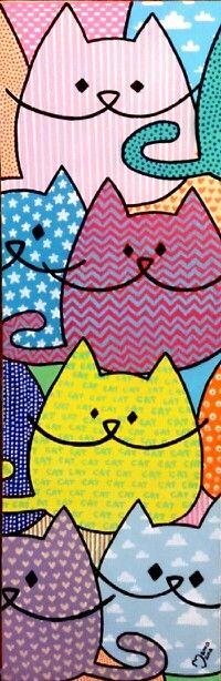 Meus Gatos!
