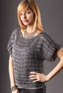 Glistening Drops Tunic, As Seen on Knitting Daily TV with Vickie Howell - Episode 1212