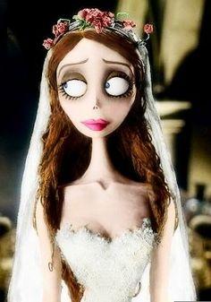 corpse bride emily alive - Google Search