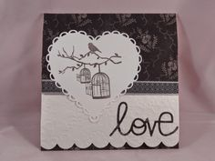 """I added """"Uniquely Me: A simple black and cream valentine"""" to an #inlinkz linkup!http://diecutlady.blogspot.com/2015/01/a-simple-black-and-cream-valentine.html"""