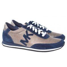 Michael Kors - Sneakers - Zilver