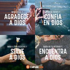 Biblioteca de Catholic-Link — La presencia de Dios en nuestras vidas