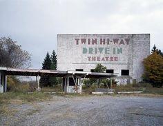 Twin Hi-Way Drive-In, McKees Rocks, Pennsylvania