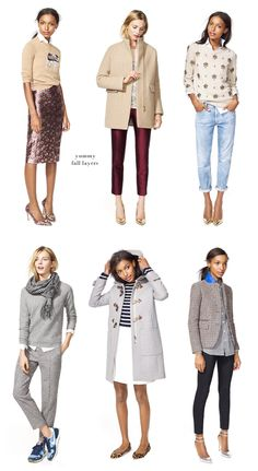 Chelsea & The City: J Crew Fall 2013 Part III