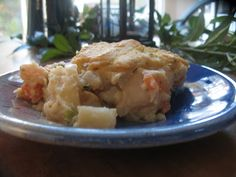 root vegetable cobbler with millet dumplings - add more peas and carrots, maybe some parsnips