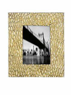 Donna Karan - Devore Frame/Gold - Saks.com