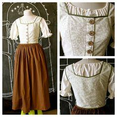 Cation Designs: My Hobbit Maid Costume