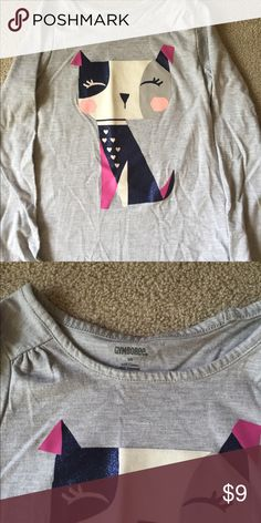 🚫Sold🚫Gymboree Tee- Size 10 Gently worn, soft and comfy. Gymboree Shirts & Tops Tees - Long Sleeve