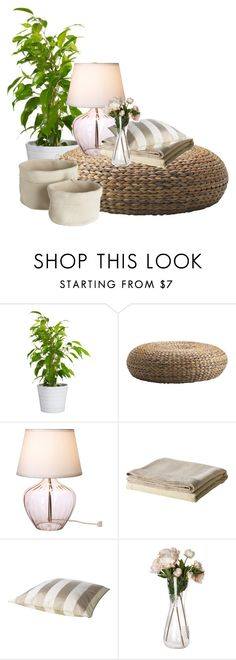 Ikea by j-nifer on Polyvore featuring interior, interiors, interior design, home, home decor and interior decorating