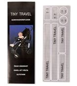 Tiny Travel Barnvagnsreflexer