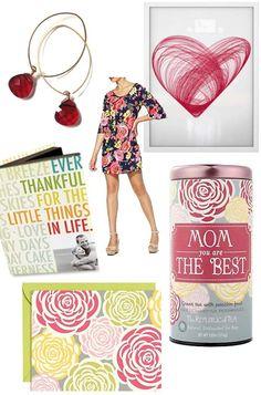 2012 Mother's Day Gift Ideas | PepperDesignBlog.com