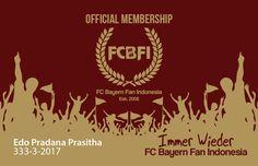 Open membership FCBFI Periode 1-2017