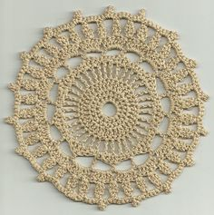my doily design for training purposes