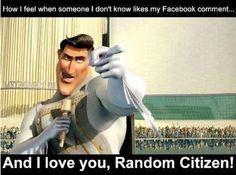 random person