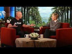 Howie Mandel's Daughter's Wedding : TheEllenShow - youtube -  Published on 17 Mar 2014