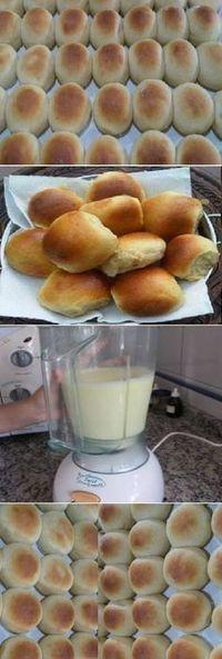 Pan blanco co n juguera Pan Bread, Bread Baking, Mexican Food Recipes, Dessert Recipes, Salty Foods, Latin Food, Love Food, Bakery, Brunch