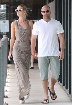 Jason Statham And Rosie Huntington-Whiteley Engaged?