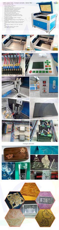 Disponibles CNC laser 6040 80w con cama sube y baja, corte de acrilico, plastico, tela, carton goma, y más - http://www.suministro.cl/product_p/6503010402.htm#utm_sguid=166629,f3ccd677-cefd-5d29-6bed-4eed5db0e14e