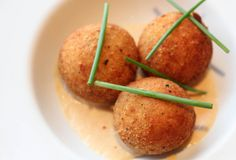 Mashed Potato & Bacon Balls for the Super Bowl - Eat - Washington DC - Thrillist Washington DC