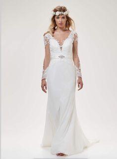 Wunderschönes Brautkleid von Weise Fashion. Neue Kollektion 2017 bei uns erhältlich!! 😍👰