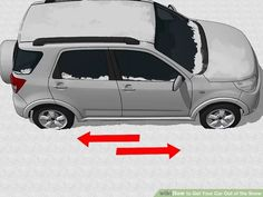 How to Get Your Car Out of the Snow