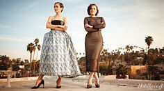 THR's Power Stylists Pose With Their Stars