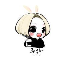 Jungkook Funny, Jungkook Fanart, Kpop Fanart, Jimin, Bts Drawings, Kawaii Drawings, Jikook, Bts Wallpaper Lyrics, Bts Aegyo