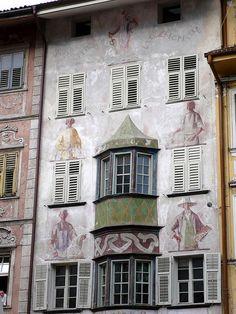 BOLZANO - BOZEN - Bolzano,province of South Tyrol, region of Trentino-Alto Adige, Italy