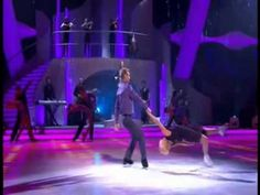 Torvill and Dean Dancing on Ice 2011 Skating the Bolero.