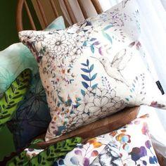 Jessica Wilde Design | Botanical Textile Surface Pattern Designer