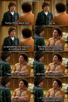 That 70s Show not a movie but one the best things ever !!