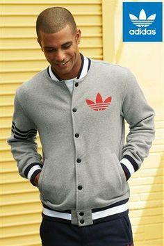 adidas Originals Grey Marl Remix Jacket