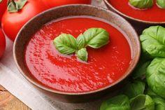 Receta Crema de Tomate con Nueces en casaclubtv.com