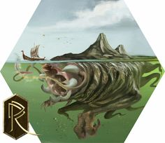 Exclusive #raido card art. Find more on facebook or at http://www.apotheosisinc.com