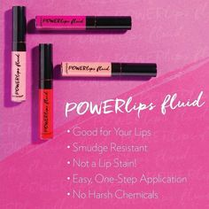Infused with beeswax and vitamins to nourish your lips, smudge proof and lasts all day! No Harsh Chemicals! Nu Skin Ageloc, Beauty Haven, Kiss Proof Lipstick, Ap 24, Love My Makeup, Promotion, Lip Stain, Lip Care, Anti Aging Skin Care