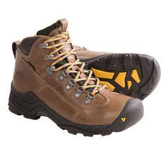 b0b3ff299487b Keen Glarus Mid Hiking Boots - Waterproof