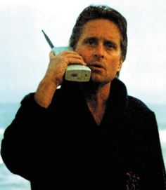 Whatever Happened To… » Blog Archive » First Cell Phone